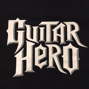 Guitar Hero t-shirt size XL